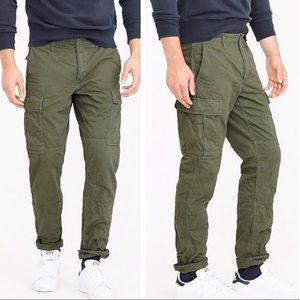J. Crew 770 Slim Cargo Pants